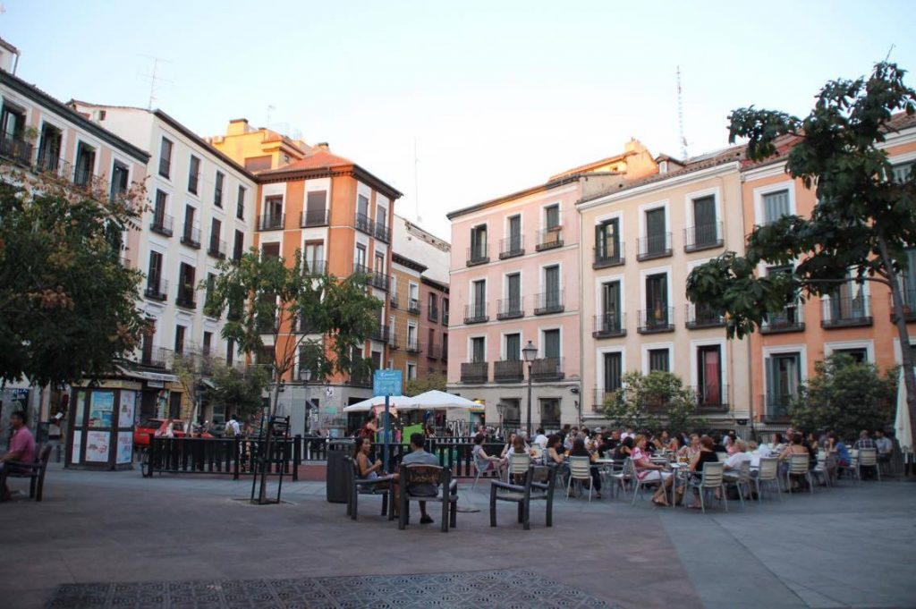 Plaza San Andrés, Madrid
