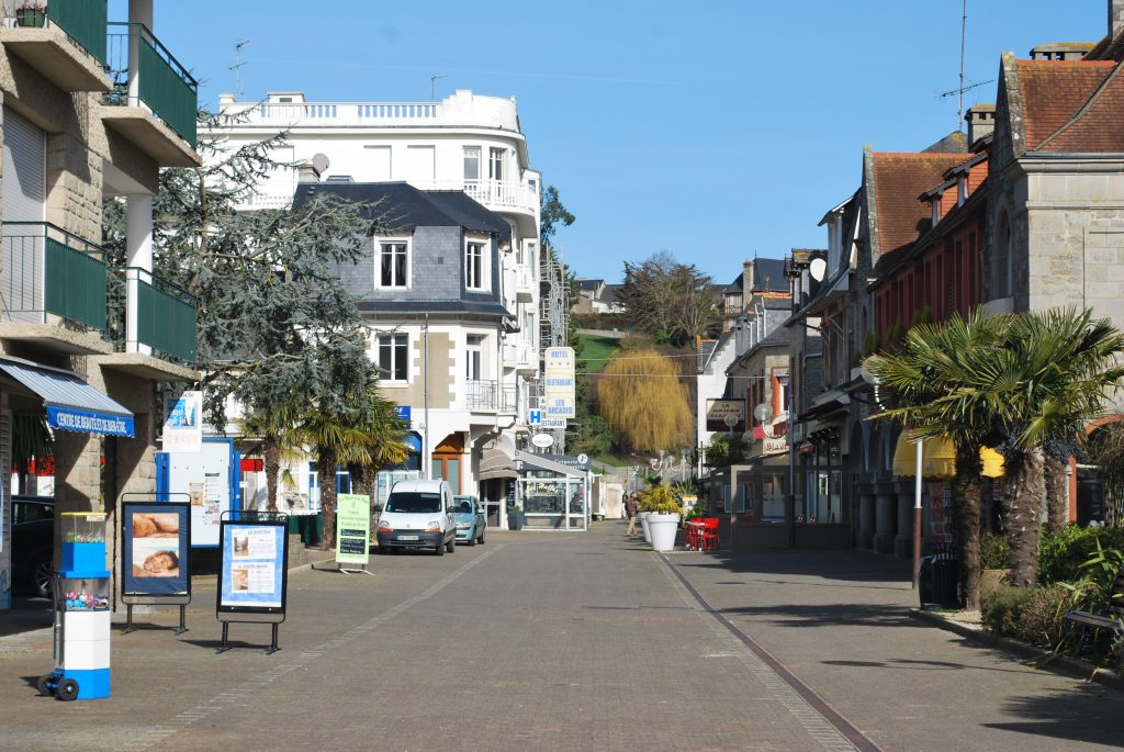 Centre-ville de Saint-Cast-le-Guildo