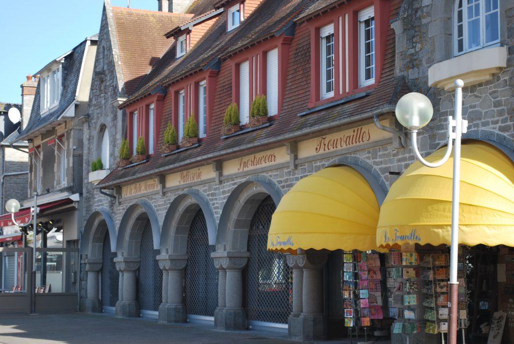 Boutique Les Trouvailles, Saint-Cast