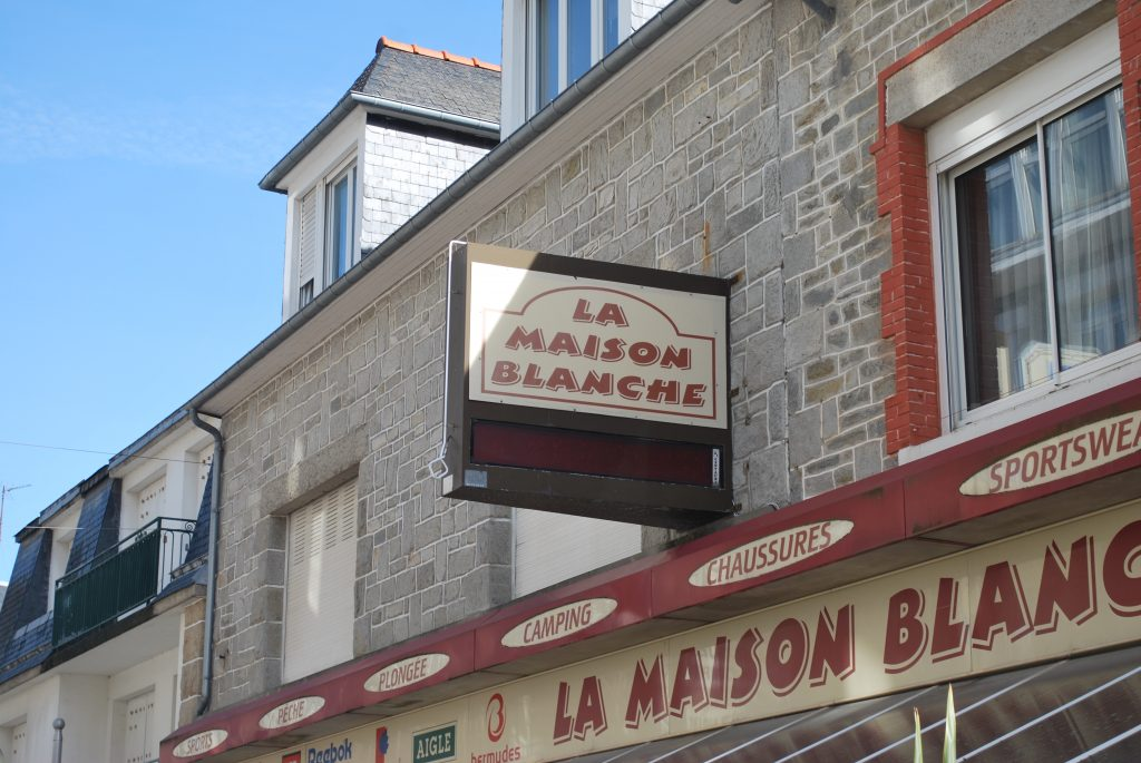 Boutique La Maison Blanche, Saint-Cast