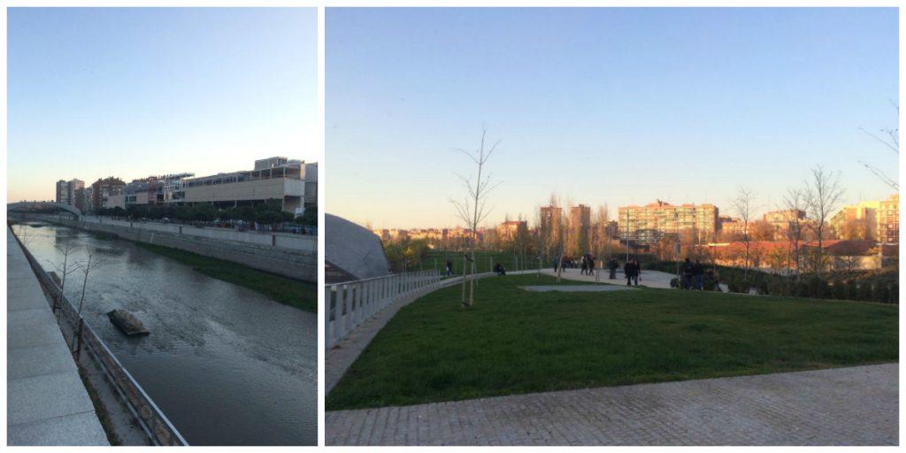 Parc du Madrid Rio