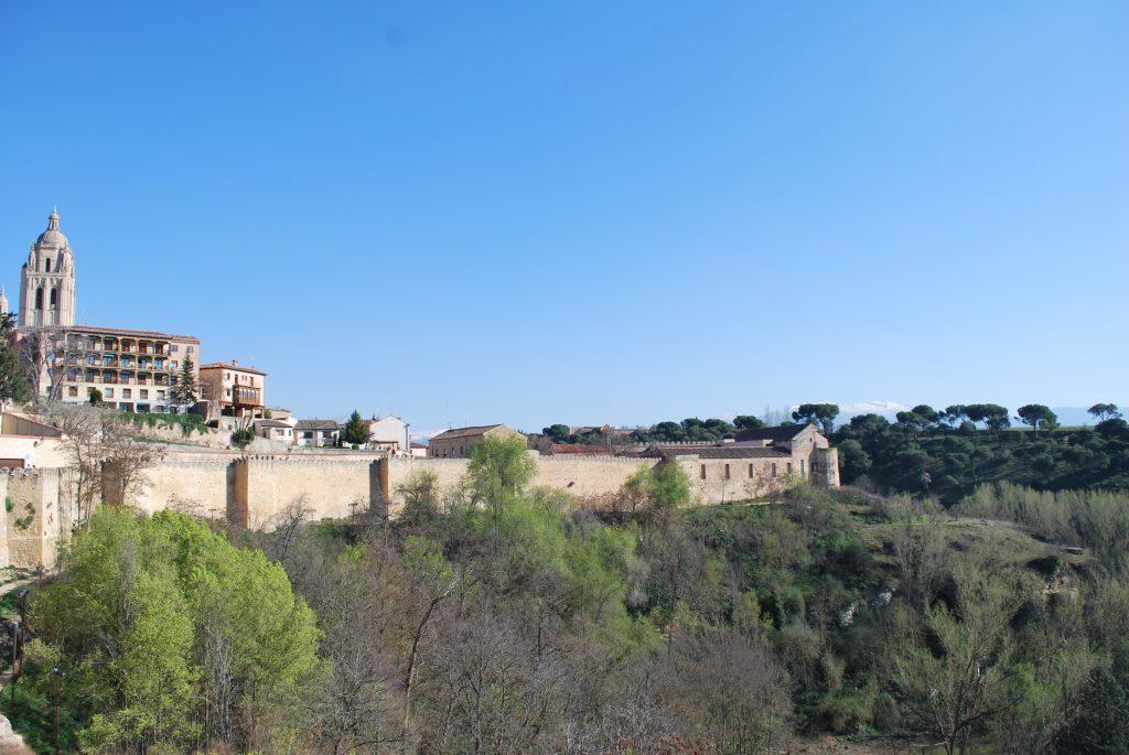 Remparts de Segovia