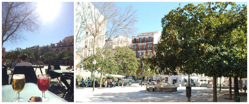 Plaza San Andrés à La Latina