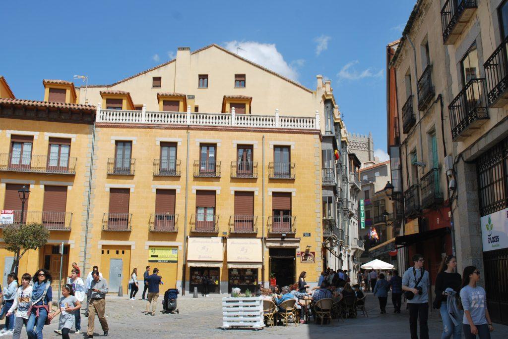 Place dans Avila