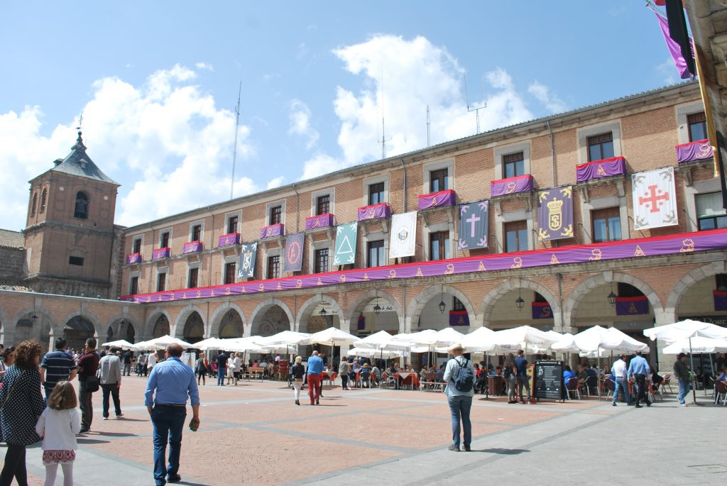 La Plaza del Mercado Chico