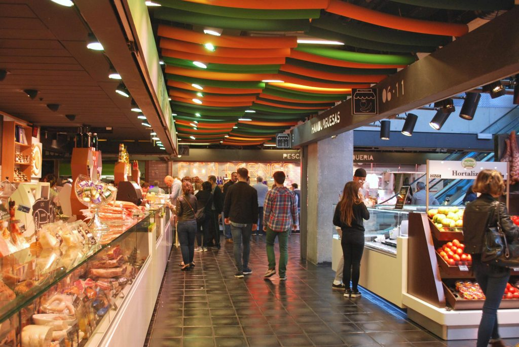 1er etage marché san anton