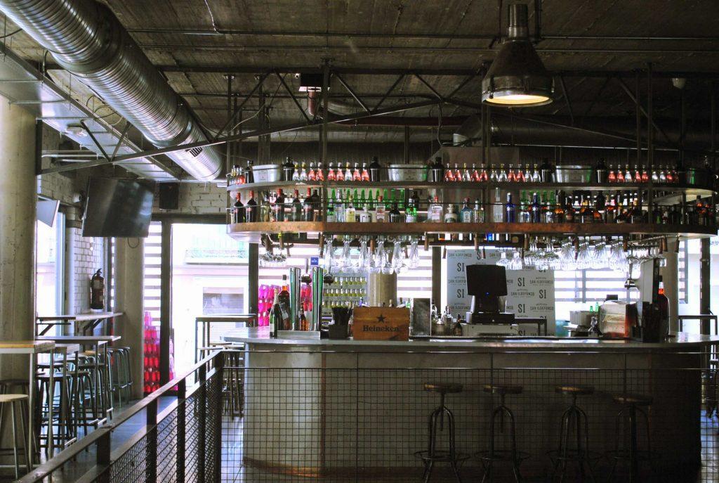 bar Mercado San ildelfonso