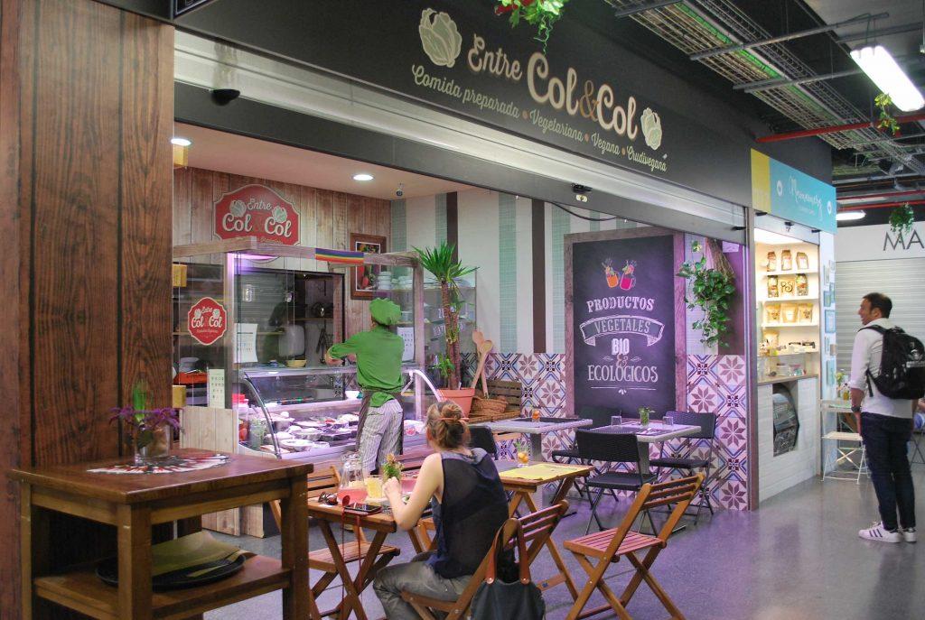 restaurant mercado Barcelo