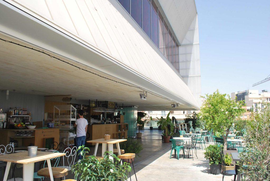 Restaurant de l'Azotea Barcelo