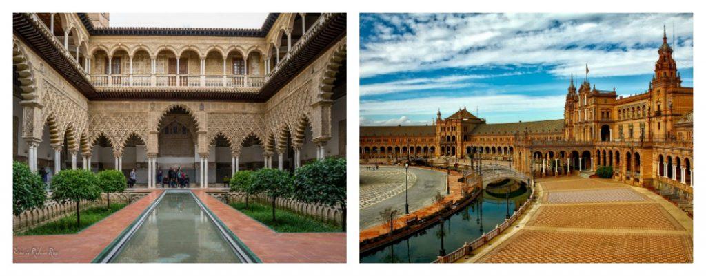 Sevilla et son Alcazar