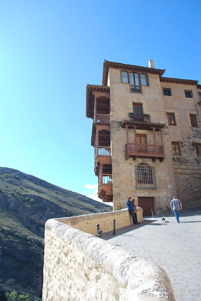Maisons suspendues de cuenca