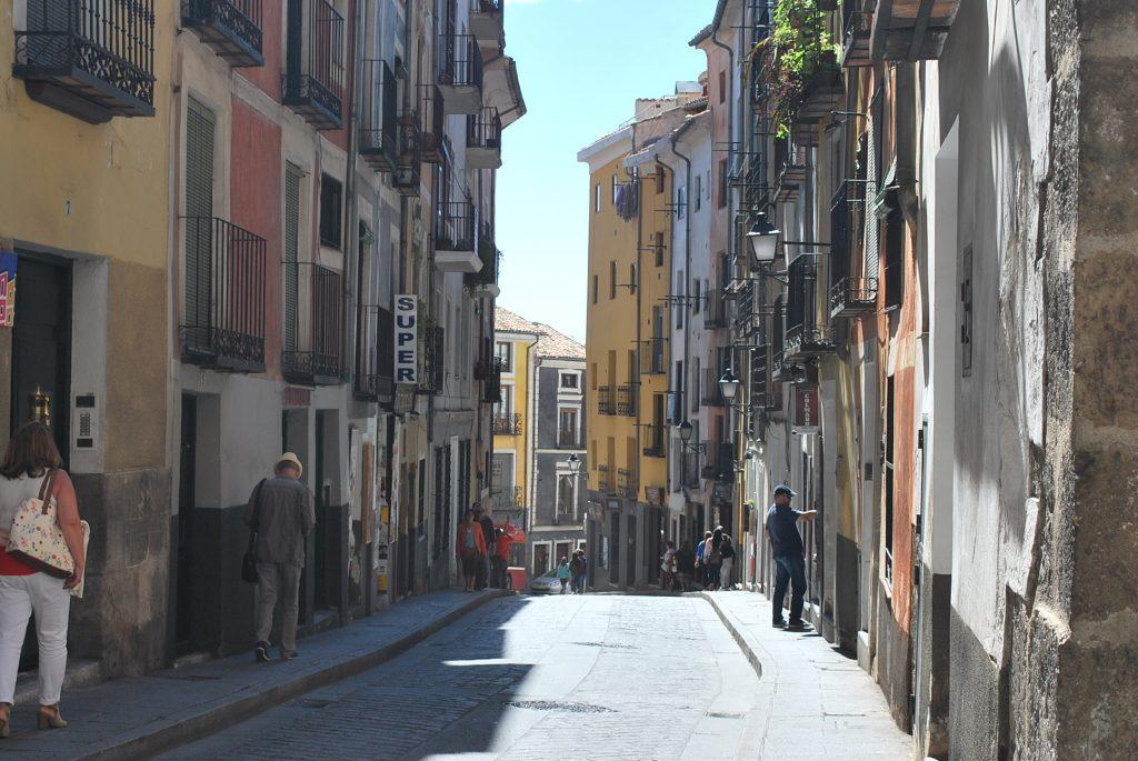 Centre ville de Cuenca