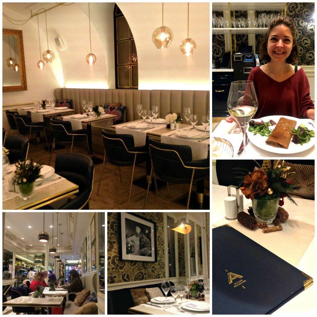 La Brasserie Antoinette, restaurant français à Madrid