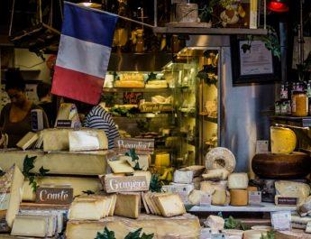 Le bon fromage de France