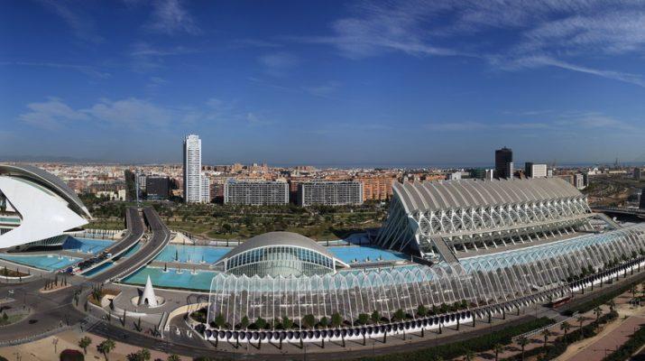 Valencia en Espagne