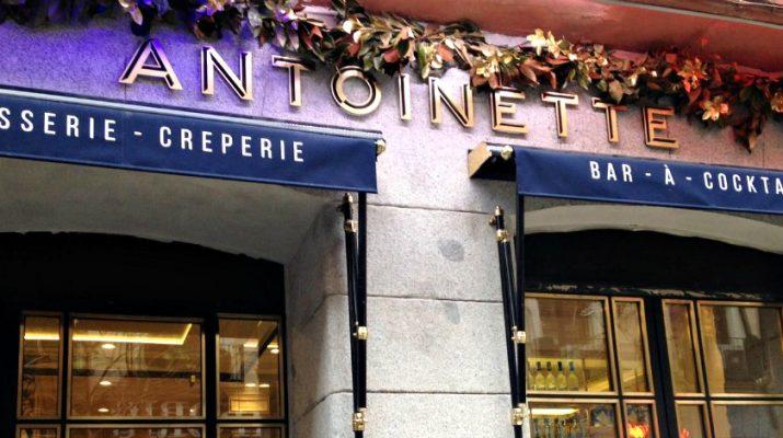 Brasserie Antoinette à Madrid
