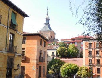 Mon Erasmus à Madrid