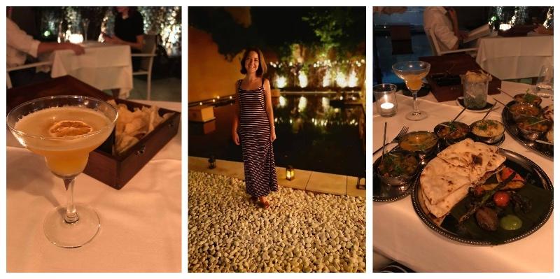 Le restaurant indien Benares