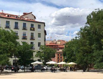 L'été à Madrid
