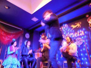 Danseurs de flamenco à Madrid