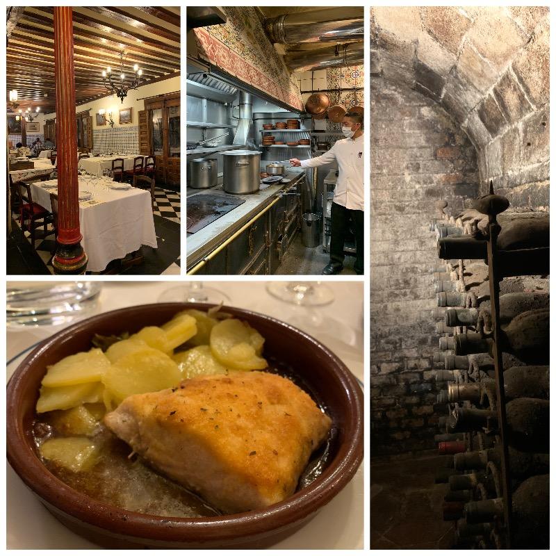 Botín, le plus vieux restaurant du monde